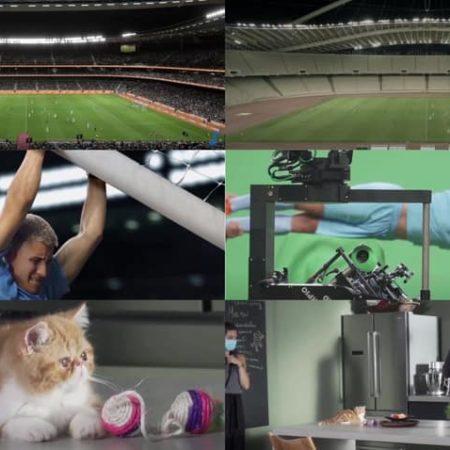 Making-of: Έτσι αναποδογύρισε το… γήπεδο η Stoiximan! (VIDEOS)